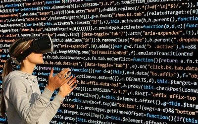 Un clin d'œil dans le monde virtuel